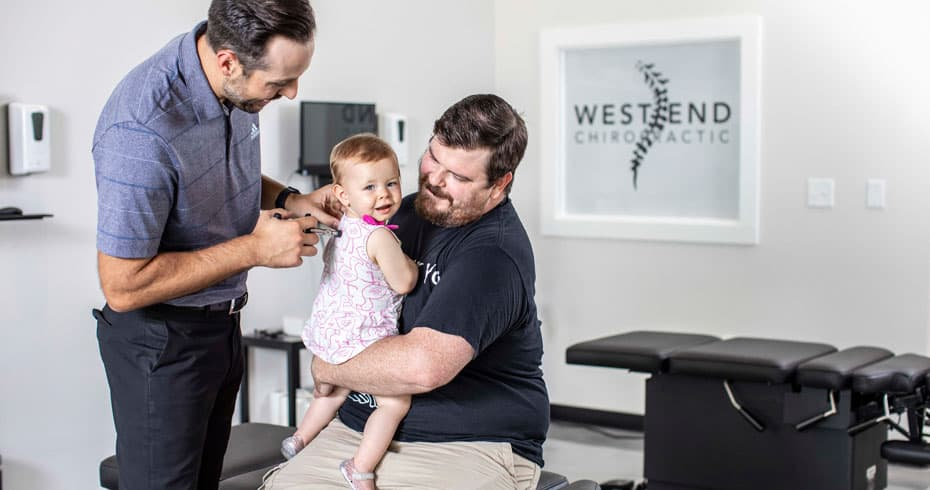 Photo: Family chiropractic care for prenatal, infants, kids and the elderly.