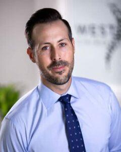 Image - Casey Morgan, DC, a top Austin chiropractor